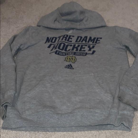 Norte Dame Hockey Sweatshirt